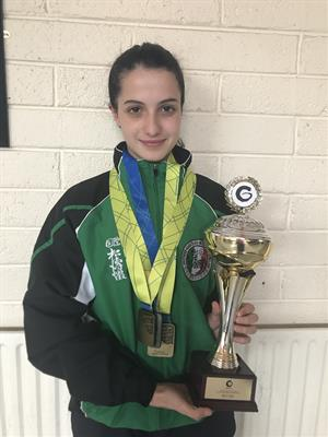 European Karate Champion 2018