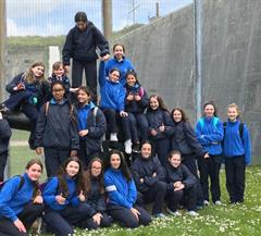 1st Year Trip to Spike Island May 2019