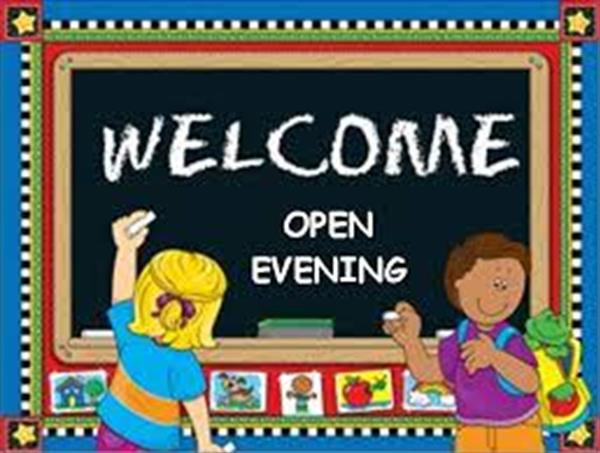 School Open Night 2019 -Thurs 19th Sept 6pm -8pm. All Welcome.