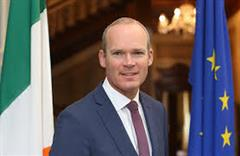 Simon Coveney visits Christ King
