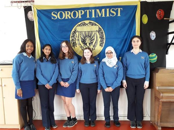 Soroptimist Public Speaking Competition