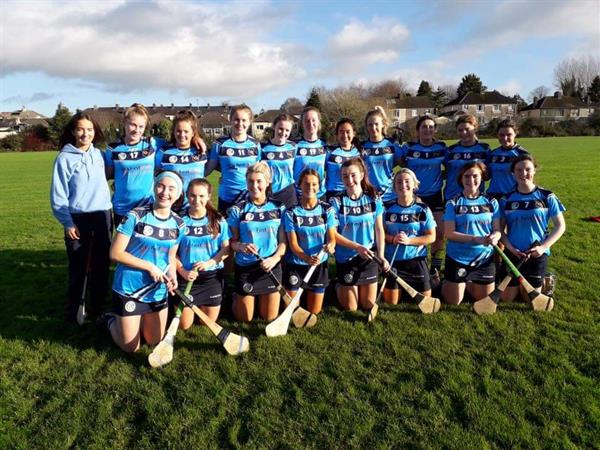 Best of Luck to our Senior Camogie Team