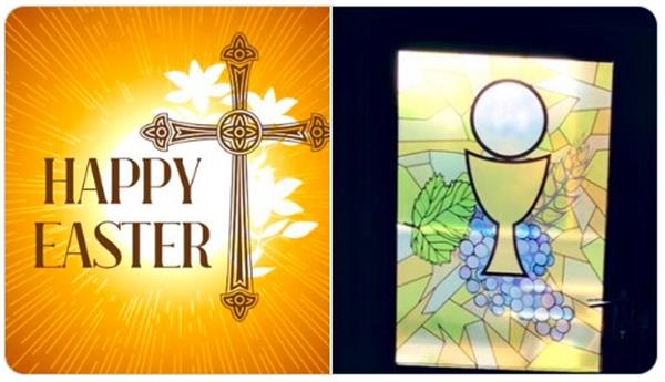 Wishing You All a Very Happy and Peaceful Easter.